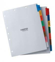 Custom Paper Chart Dividers Cust Paper Chart Dividers