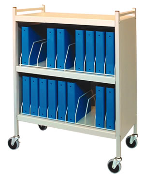 260 Series Cabinet Style 20 Capacity 2 x10