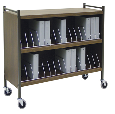 260 Series Cabinet Style 30 Capacity 2 x15