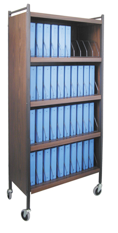 260 Series Cabinet Style 32 Capacity 4 x 8