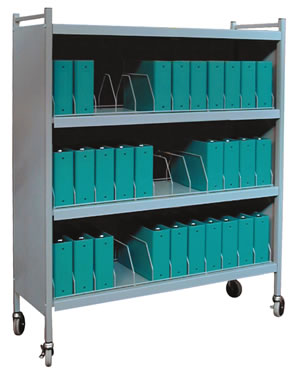 260 Series Cabinet Style 30 Capacity 3 x10