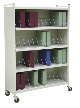 260 Series Cabinet Style 60 Capacity 4 x15
