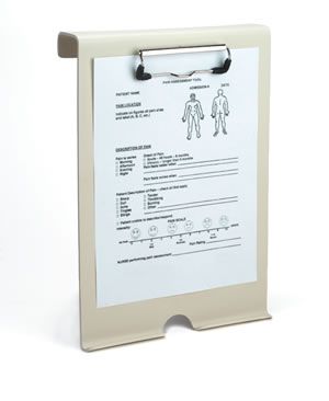 Overbed Clipboard